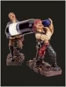 Подставка под бутылку Пираты Карибского Моря-3