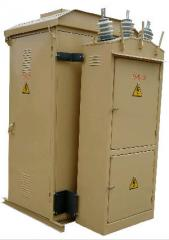Substations transformer complete KTP-10...
