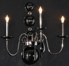 Sconce of Regina MB8048-3A black