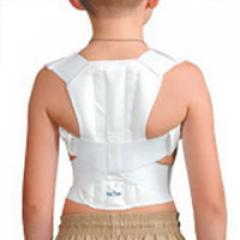 Corset for posture correction children's