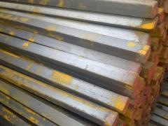 Square steel 10