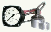 MTS-16U silphon manometer