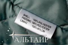 Label the clothes (tag)