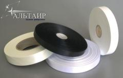 Tapes for the sewing industry
