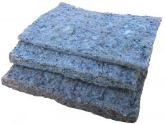 Термофиксированый нетканый материал «Термоватин».