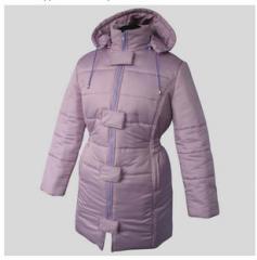 Полупальто женское утепленое ,  Пальто и
