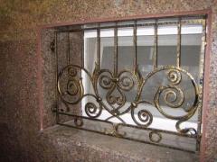 Решетки и ограждения декоративные