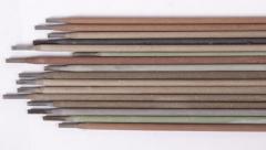 Electrode for welding high-alloyed staly the TsT-28 brand diameter of 4,0 mm