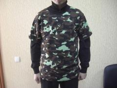 T-shirts camouflage x /