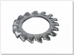 Шайбы стопорные с наружными зубьями ГОСТ 10463-81