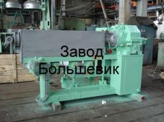 Production of extruders for polymers
