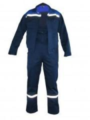 Overalls for vessels