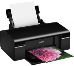 Принтер A4 Epson Stylus Photo P50 (C11CA45341)