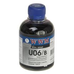 Чернила, краска для Lexmark Z82 Black WWM z82
