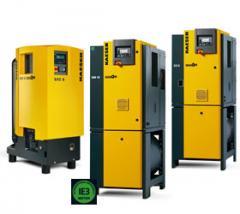 Компактні компресорні станції – 22 кВт