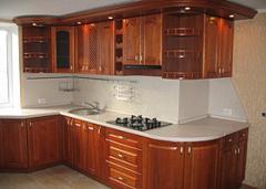 Мебель кухонная на заказ