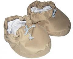 Защитные пинетки-бахилы для обуви малыша