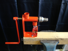Press for an oil extraction HOUSE / OIL EXPELLER