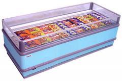 Бонеты морозильные с выносным агрегатом SIRIUS