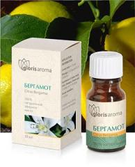 Bergamot essential oil. Bactericidal,
