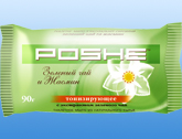 "Toilet soap ""POSHE"