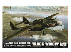 "P-61A ""BLACK WIDOW"" (GLASS NOSE)"