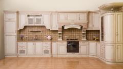 Кухни мебельной фабрики «ЛесМастер»