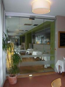 Doors glass TORMAX