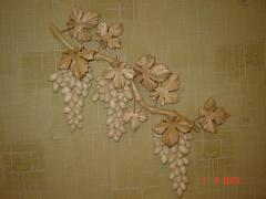 Изделия из дерева художественные, Украина,