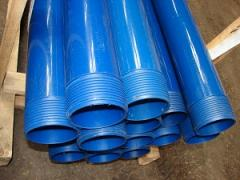 Pipes PVC for wells