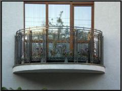 Balkony kute