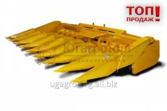 Harvester corn for cleaning of corn of ZhK-80 of