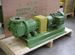 Gear pumps for oil (Italy)