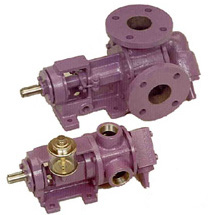 Pumps for work on mineral oils (Italy)
