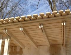 Materiale de acoperișuri din lemn