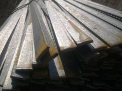 Steel strip ndl 40х4-5; 50х4-5