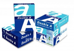 Бумага DOUBLE A А4