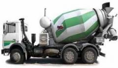 Продажа товарного бетона от Ковальской с 25%