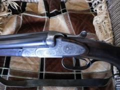 гладкоствольное ружье ферлах (Ferlach)