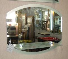 Зеркала с полками