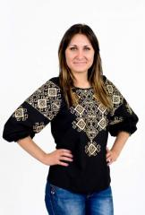 The embroidered women's blouse from producer
