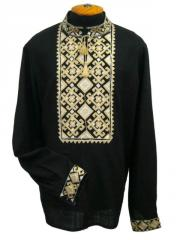 Shirt Ukraine embroidered from the men's