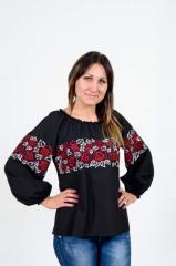 Shirt embroidered female (UVZhCh-2, UVZhCh-1)