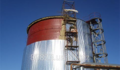 Capacity from stainless steel