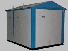 КТП. Комплектные трансформаторные подстанции.