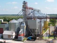Комбикормовый завод. Оборудование для