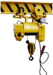 Waist, heavy lift gears for loads from 250 kg to