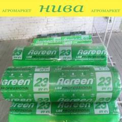Агроволокно Белое 23г/м 1, 6*100м Агрин