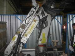 Crane manipulator sale. Sale of the crane of the