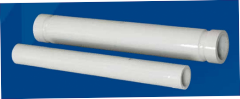 Tube for high-voltage safety locks of TRF-408/35